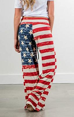Elsofer July Pants for 4th USA American
