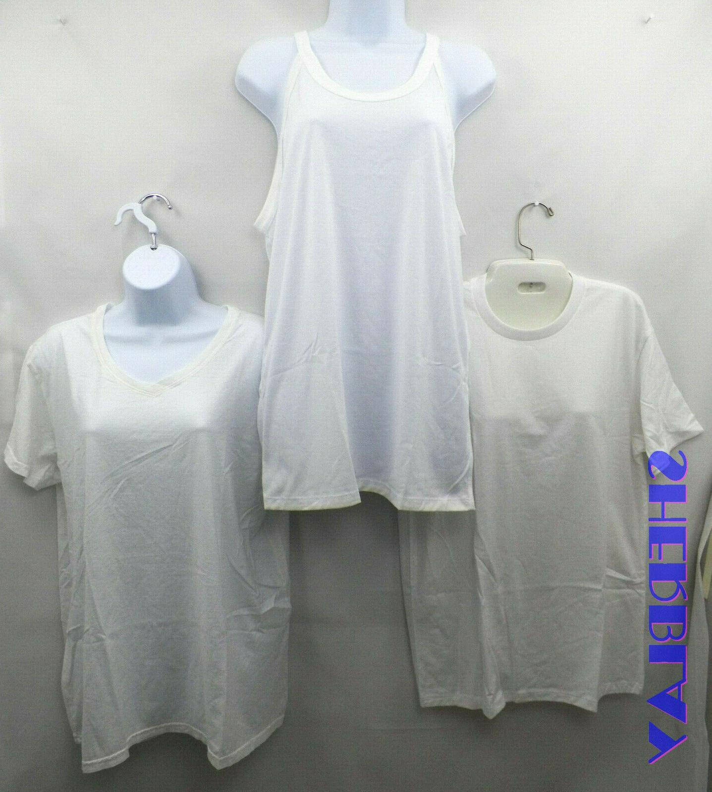 Clementine Apparel Top Tee Shirt Cotton Knit - Sleeve Options