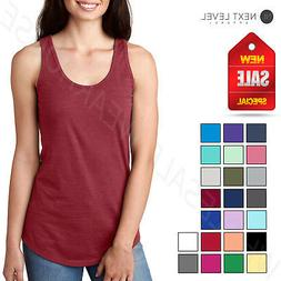 Next Level Women's Ideal Racerback Premium Quality Tank Top