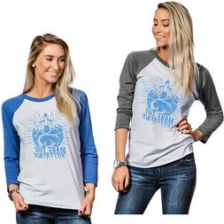 Nine Line Apparel Women's Make The Difference Long Sleeve Ba